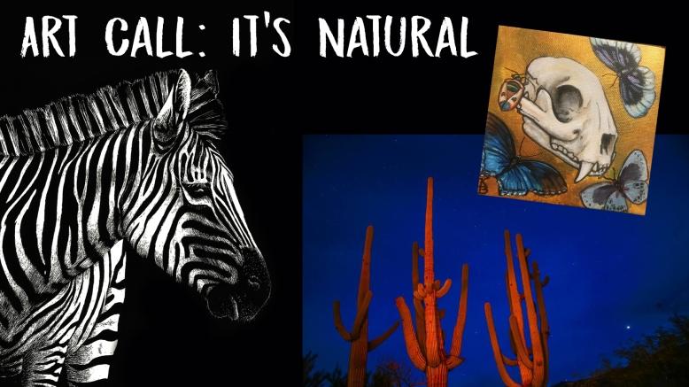 Art Call Its Natural Header FB